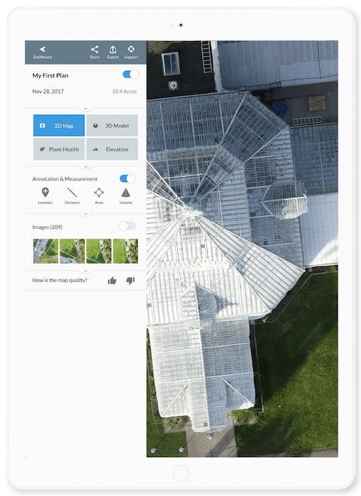 Roof Inspection Reports Dronedeploy