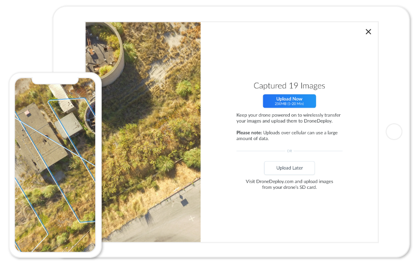 Cloud Photogrammetry Map Engine | DroneDeploy